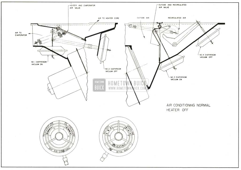 Buick Air Conditioning Diagram Electrical Work Wiring