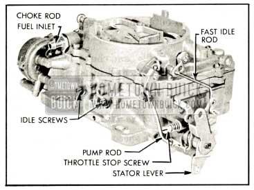 rochester 4 barrel carburetor diagram ibanez rg7321 wiring 1959 buick carter 4-barrel - hometown