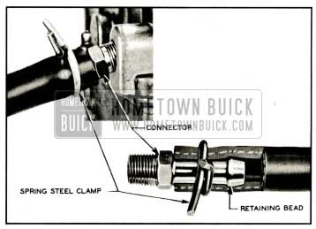 1959 Buick Engine Fuel and Exhaust Systems Specifications