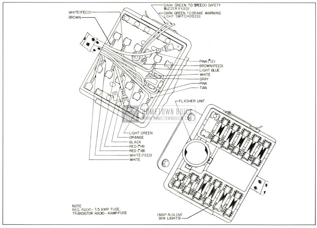 buick electrical wiring diagrams