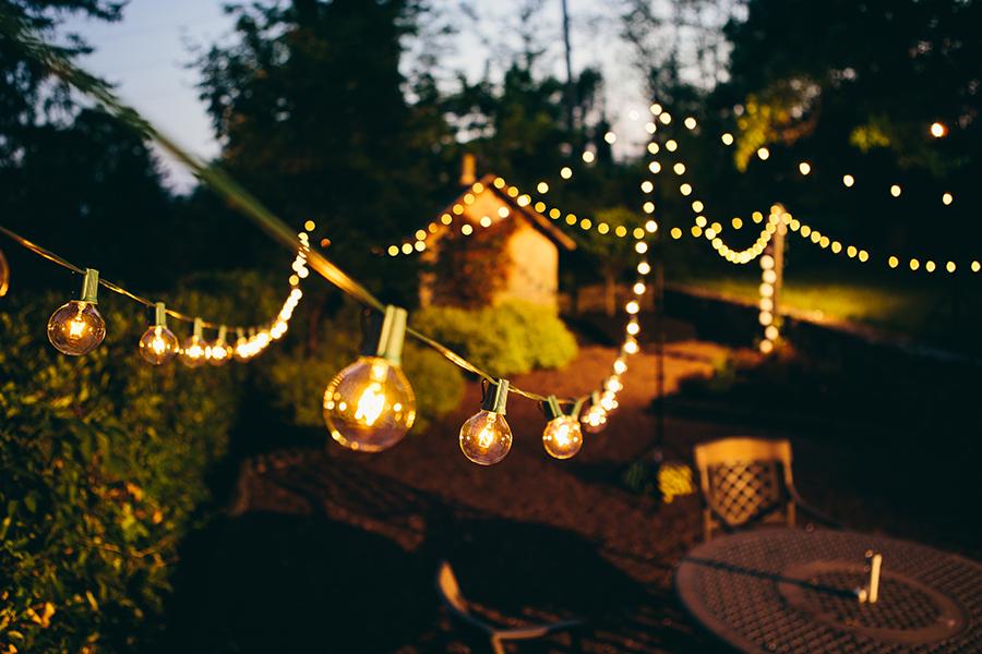 Lighting It Up On Summer Nights