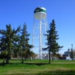 Smiths Falls water tower needs to be replaced