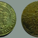 Do you recognize this coin? Heritage House Museum seeks public assistance