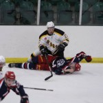 Smiths Falls Bears pull out a playoff win at home