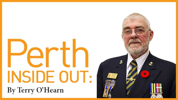 Perth inside out column by Terry O'Hearn