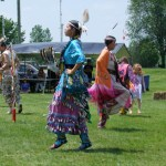 Traditional Pow Wow in Smiths Falls puts dancing on display