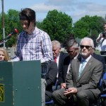 Smiths Falls dedicates new memorial to veterans of WWI