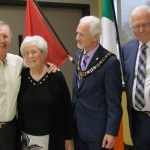 Governor General's medal presented to long-time volunteer