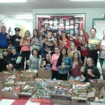 Chimo Elementary closes out successful food drive