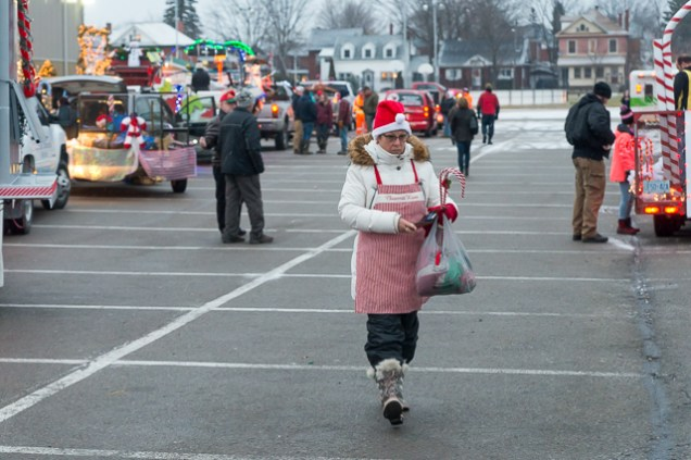 SF Santa Parade Dec 09 002