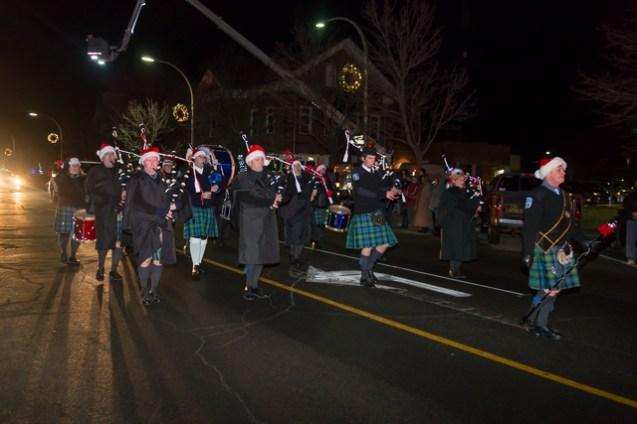SF Santa Parade Dec 09 031