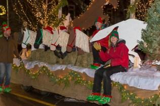 SF Santa Parade Dec 09 039