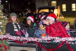 SF Santa Parade Dec 09 043