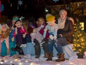 SF Santa Parade Dec 09 063
