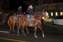 SF Santa Parade Dec 09 075