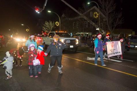 SF Santa Parade Dec 09 094