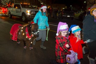 SF Santa Parade Dec 09 095