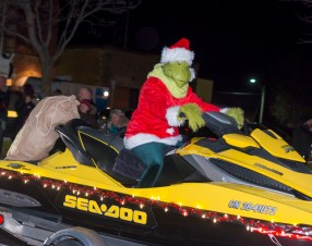 SF Santa Parade Dec 09 103