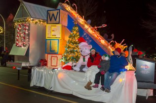 SF Santa Parade Dec 09 121