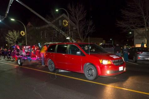 SF Santa Parade Dec 09 124