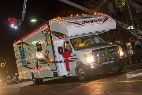 SF Santa Parade Dec 09 129
