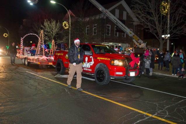 SF Santa Parade Dec 09 142