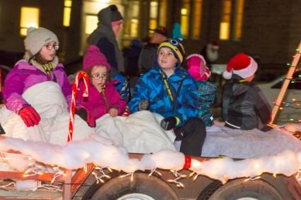 SF Santa Parade Dec 09 143