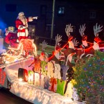 Santa Claus Parade in Smiths Falls