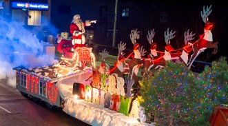 SF Santa Parade Dec 09 195