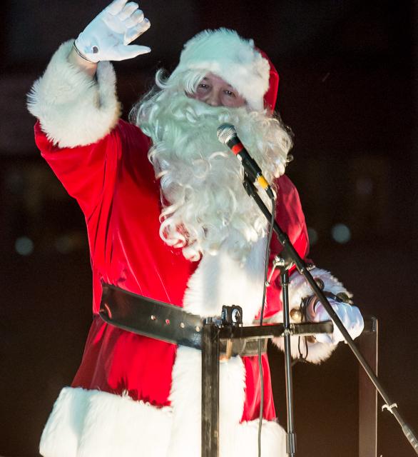 SF Santa Parade Dec 09 198