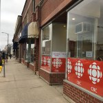 CBC sets up camp in Smiths Falls