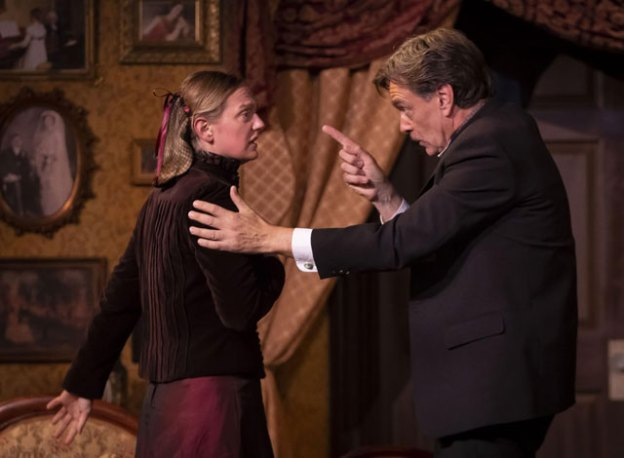 Angel Street a Hit Mystery Thriller at Classic Theatre