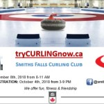 Curling is one of the fastest growing sports in Canada