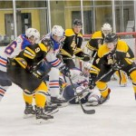 Sept 14, 2018 – Smiths Falls Bears deliver 5-1 win over the Kanata Lasers at Friday night home game
