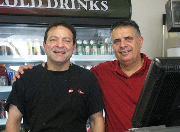 Thomas Lavasani and Joe Hassoun