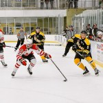 Heartbreaking defeat for the Smiths Falls Bears against Nepean Raiders