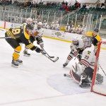The Bears took home a win against the Brockville Braves