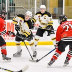 Making Smiths Falls, proud the Bears for the win twice last week