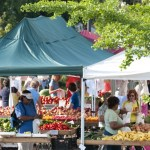 Health Unit and Farmers' Markets are working together to safely bring local food to the community