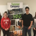Summer company = youth business bosses