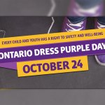 UCDSB supports Ontario Dress Purple Day