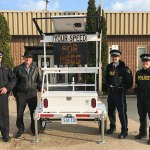 Rideau Lakes speed sign will support public safety