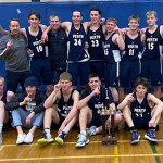 Perth wins EOSSAA Senior A Boys' Basketball Championship while Almonte wins EOSSAA Junior A Boys' title