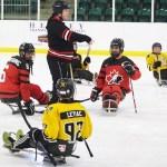 Sledge hockey makes Smiths Falls debut