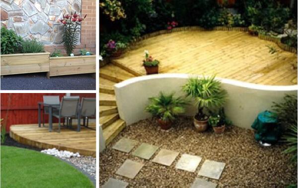 maintenance free garden images for hometrades4u