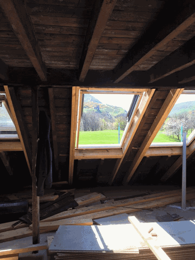 How much does a loft conversion cost in Edinburgh