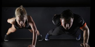 at home bodyweight chest exercises
