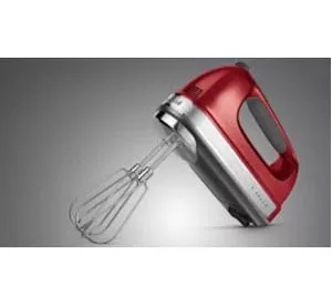 KRUPS GN4925 Quiet 10 Speed Hand Mixer