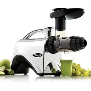 Omega NC900HDC Extractor and Nutrition Center Juicer