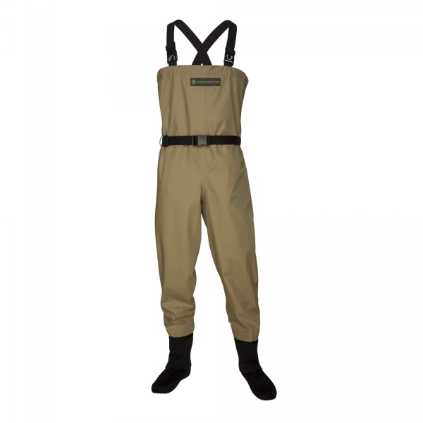 Redington Crosswater Youth Wader Tan - Home Waters Fly